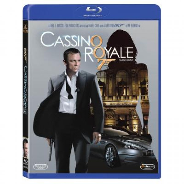 Blu-Ray 007 - Cassino Royale