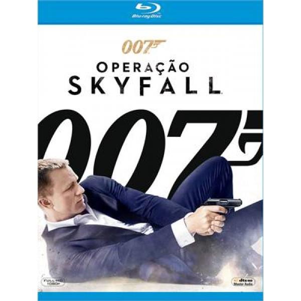 Blu-Ray 007 - Operação Skyfall