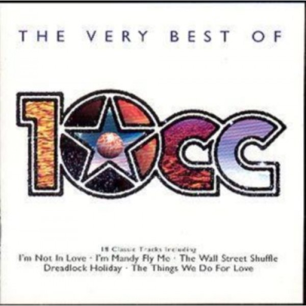 CD 10cc - The Very Best of
