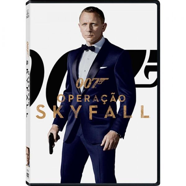 DVD 007 - Operação Skyfall