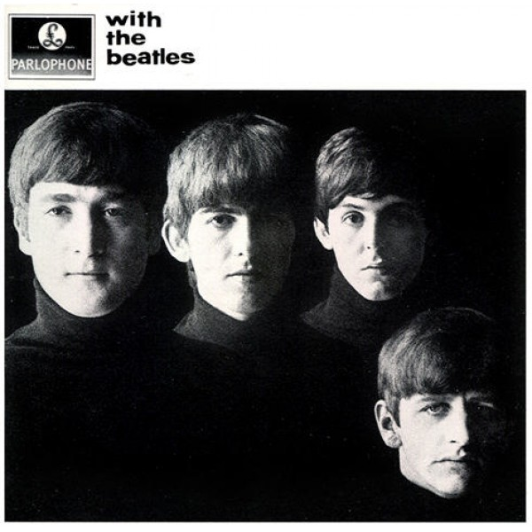 CD The Beatles - With The Beatles