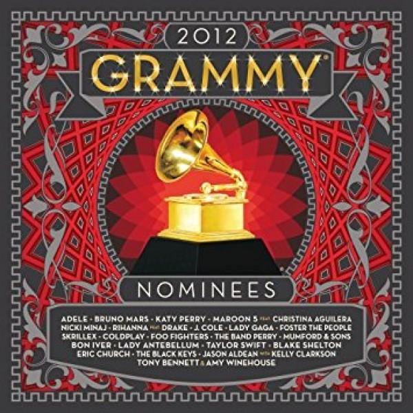 CD 2012 Grammy Nominees