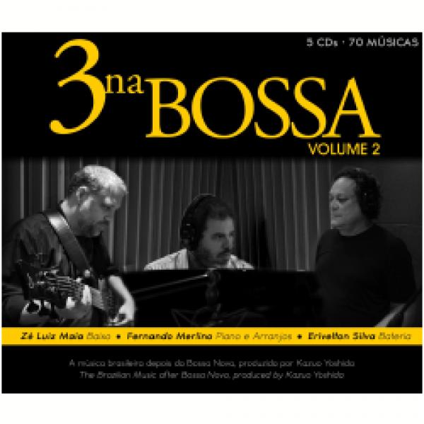 Box 3 Na Bossa Vol.2 (5 CD's)