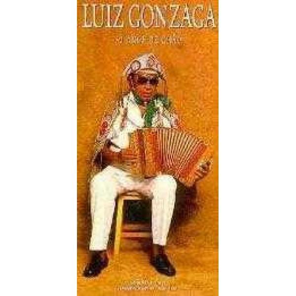 Box Luiz Gonzaga - 50 Anos de Chão (3 CD's)