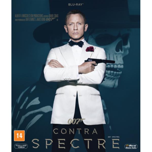 Blu-Ray 007 Contra Spectre