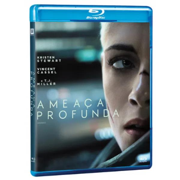 Blu-Ray Ameaça Profunda