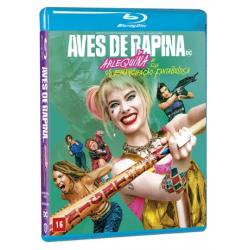 Blu-Ray Aves de Rapina - Arlequina E Sua Emancipação Fantabulosa