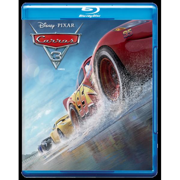 Blu-Ray Carros 3
