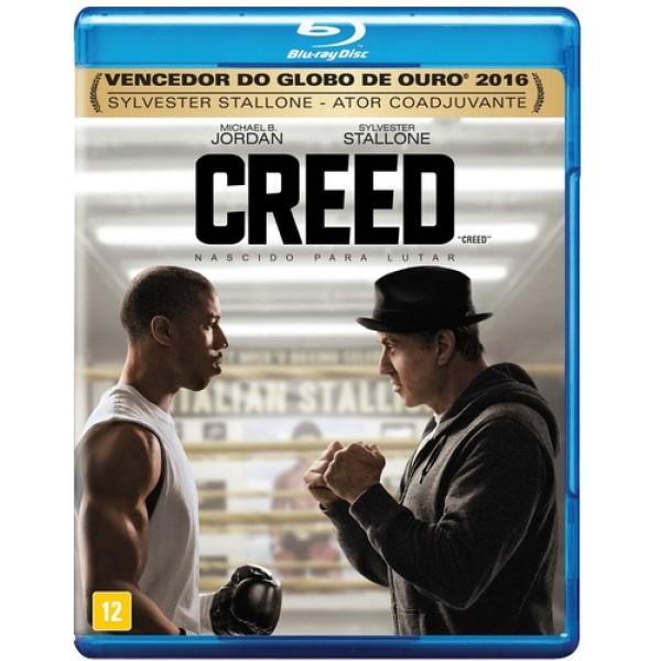 Blu-Ray Creed: Nascido Para Lutar