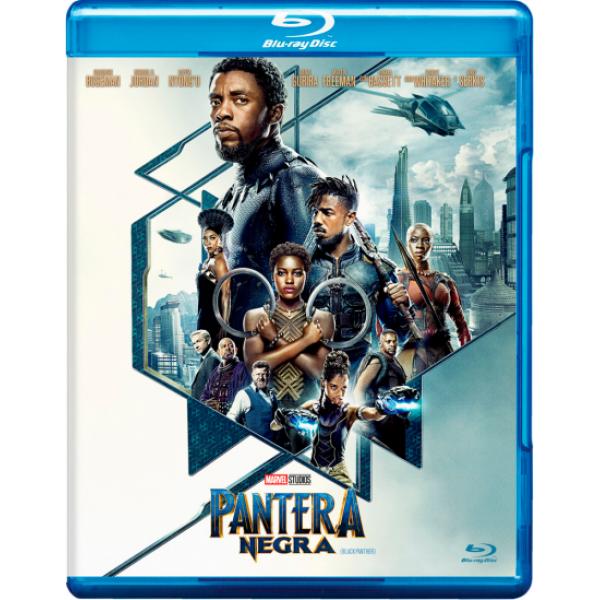 Blu-Ray Pantera Negra
