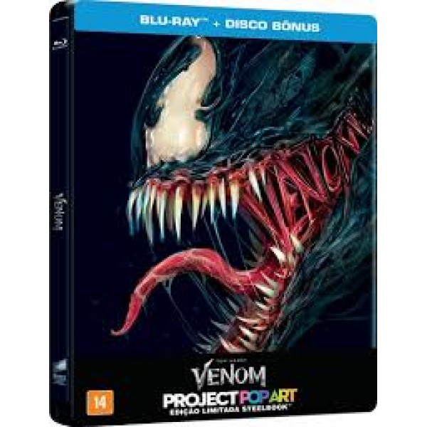Box Venom (2 Blu-Ray's - Steelbook)