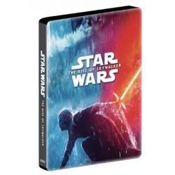 Blu-Ray Star Wars - A Ascensão Skywalker (Steelbook - 2 Blu-Ray's)