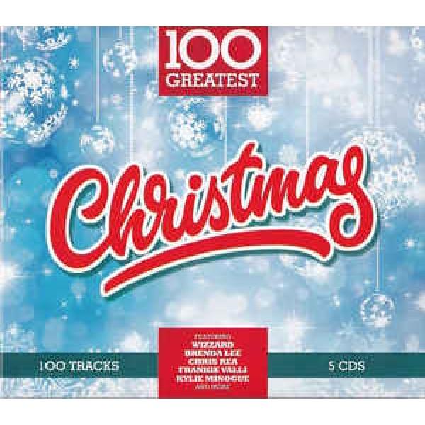 Box 100 Greatest - Christmas (5 CD's - IMPORTADO)