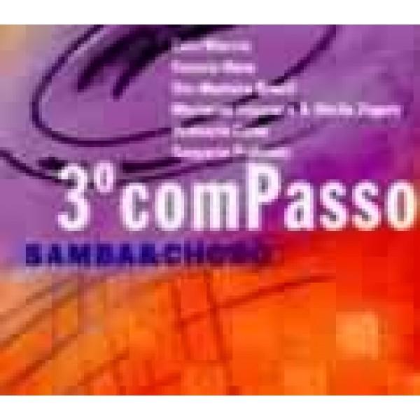 CD 3º ComPasso - Samba&Choro (Digipack)