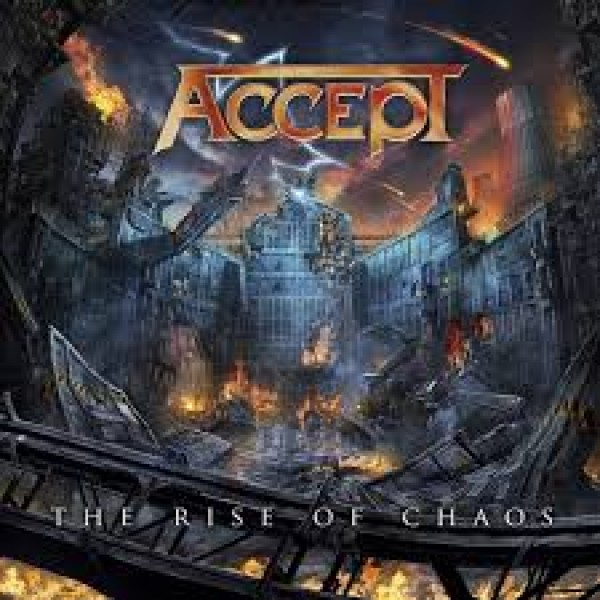 CD Accept - The Rise Of Chaos (Digipack)