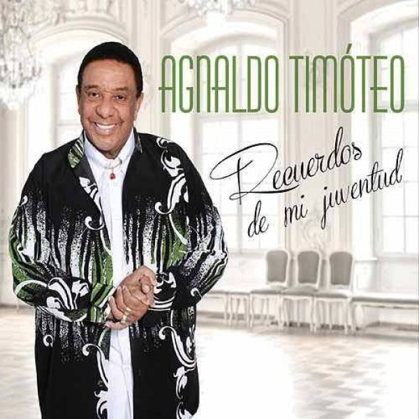CD Agnaldo Timóteo - Recuerdos De Mi Juventud (Digipack)