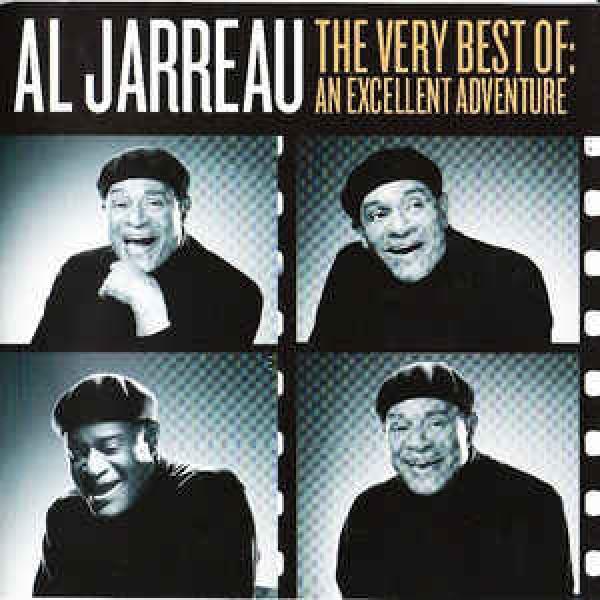 CD Al Jarreau - The Very Best Of: An Excellent Adventure (IMPORTADO)
