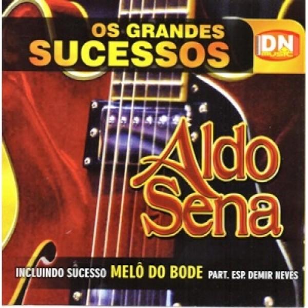 CD Aldo Sena - Os Grandes Sucessos