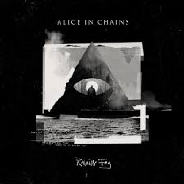 CD Alice In Chains - Rainier Fog (Digipack)