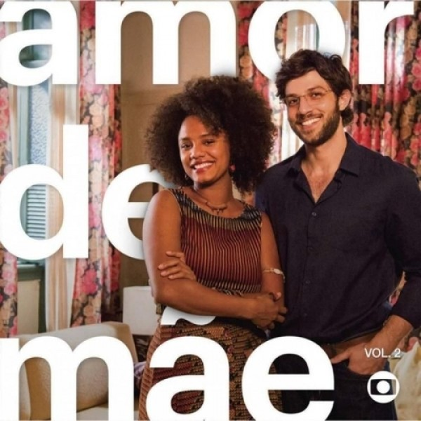 CD Amor de Mãe Vol.2 - Trilha Sonora Da Novela