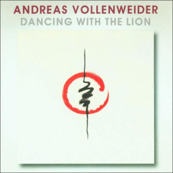 CD Andreas Vollenweider - Dancing With The Lion (IMPORTADO)
