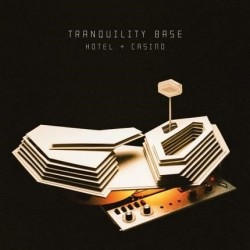 CD Arctic Monkeys - Tranquility Base Hotel + Casino
