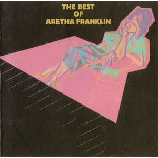 CD Aretha Franklin - The Best Of (IMPORTADO)