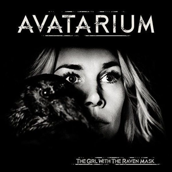 CD Avatarium - The Girl With The Raven Mask