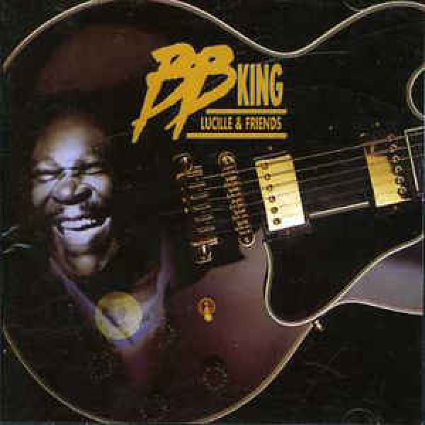CD B.B. King ‎- Lucille & Friends (IMPORTADO)