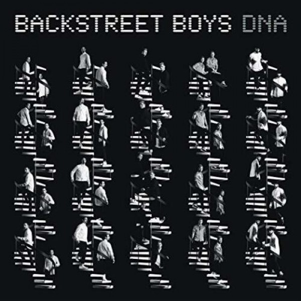CD Backstreet Boys - DNA