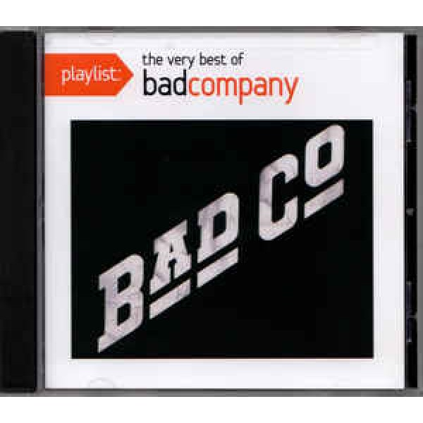 CD Bad Company - Playlist: The Very Best Of (IMPORTADO)