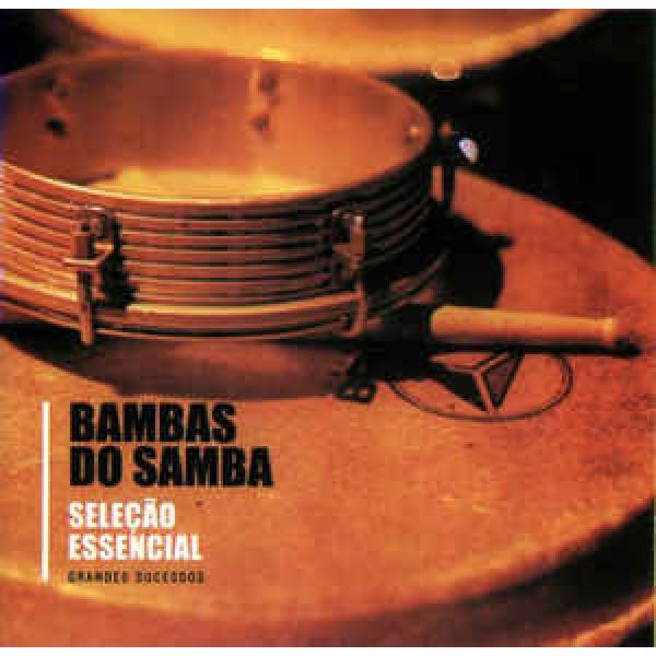 CD Os Bambas Do Samba - Seleção Essencial