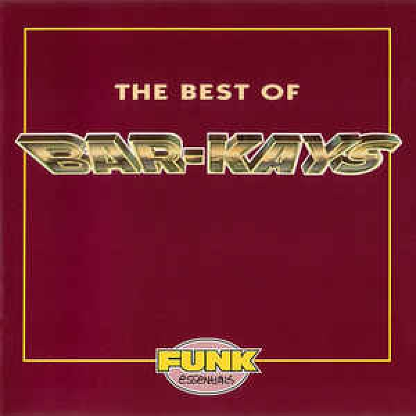 CD Bar-Kays - Best Of (IMPORTADO)