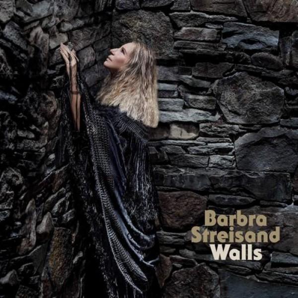 CD Barbra Streisand - Walls (IMPORTADO)