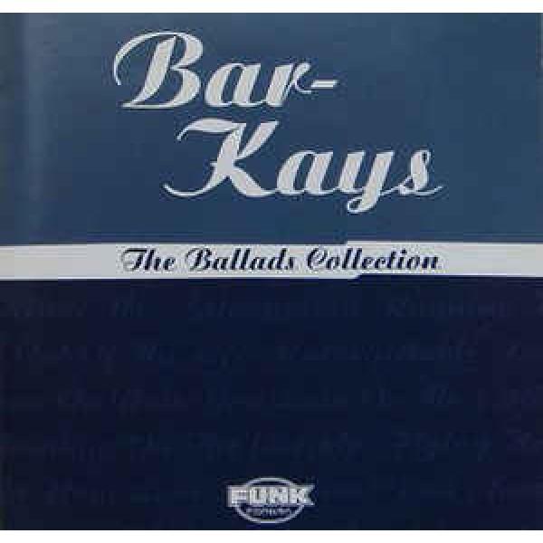 CD Bar-Kays - The Ballads Collection (IMPORTADO)