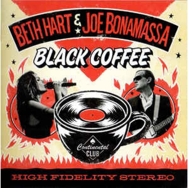 CD Beth Hart & Joe Bonamassa - Black Coffee (IMPORTADO)