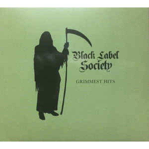 CD Black Label Society ‎- Grimmest Hits (Digipack) (IMPORTADO)