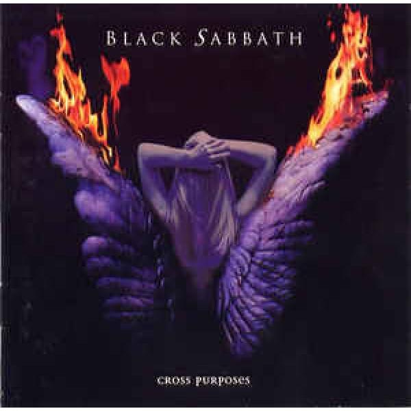 CD Black Sabbath - Cross Purposes (IMPORTADO)