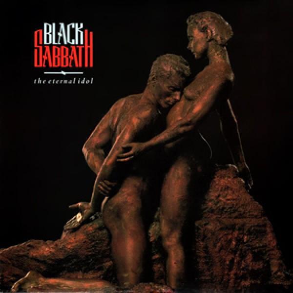 CD Black Sabbath - The Eternal Idol (IMPORTADO)