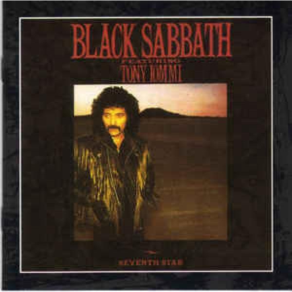 CD Black Sabbath Featuring Tony Iommi - Seventh Star (IMPORTADO)