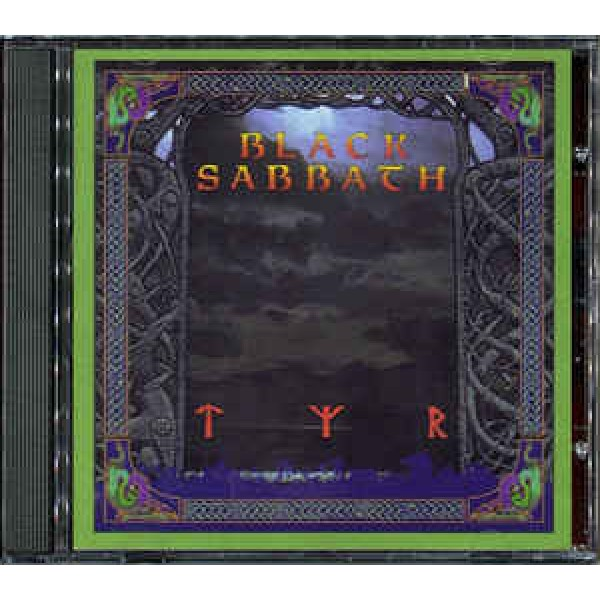 CD Black Sabbath - Tyr (IMPORTADO)