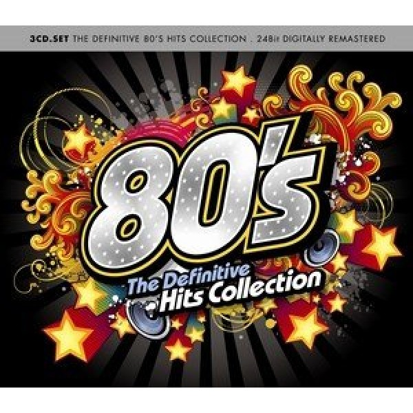 Box 80's - The Definitive Hits Collection (3 CD's)