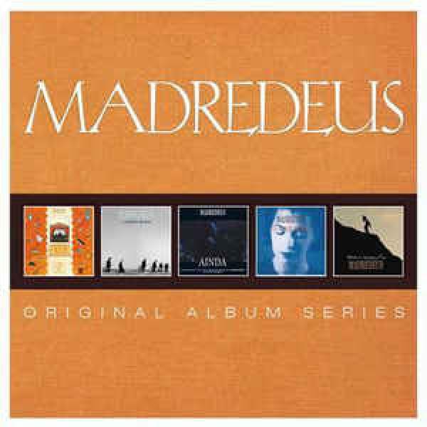 Box Madredeus - Original Album Series (5 CD's) (IMPORTADO)