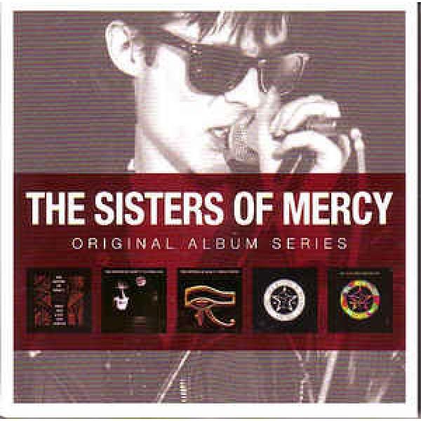 Box The Sisters Of Mercy - Original Album Series (5 CD's) (IMPORTADO)