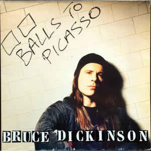 LP Bruce Dickinson - Balls To Picasso (IMPORTADO)