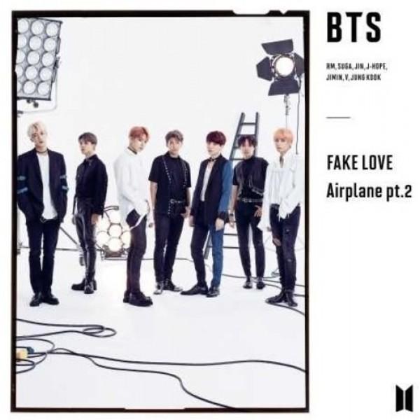 CD BTS - Fake Love/Airplane Pt. 2 (Making Of - IMPORTADO)