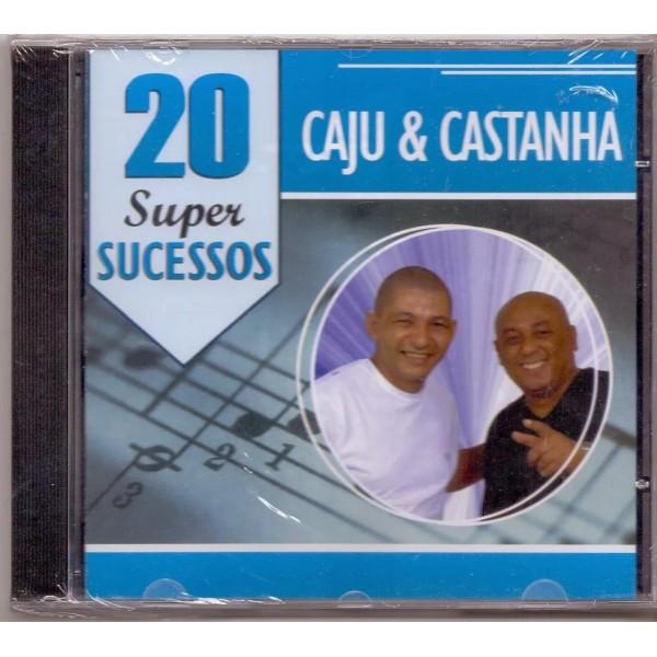 CD Caju & Castanha - 20 Super Sucessos