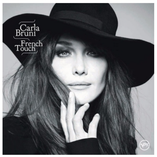 CD Carla Bruni - French Touch