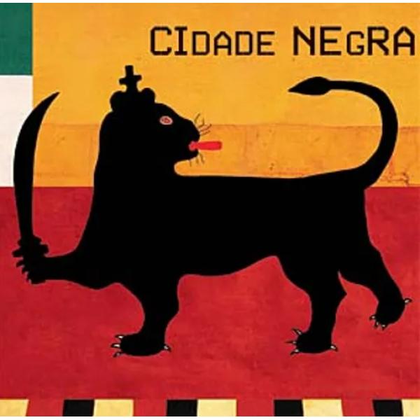 CD Cidade Negra - Perto De Deus