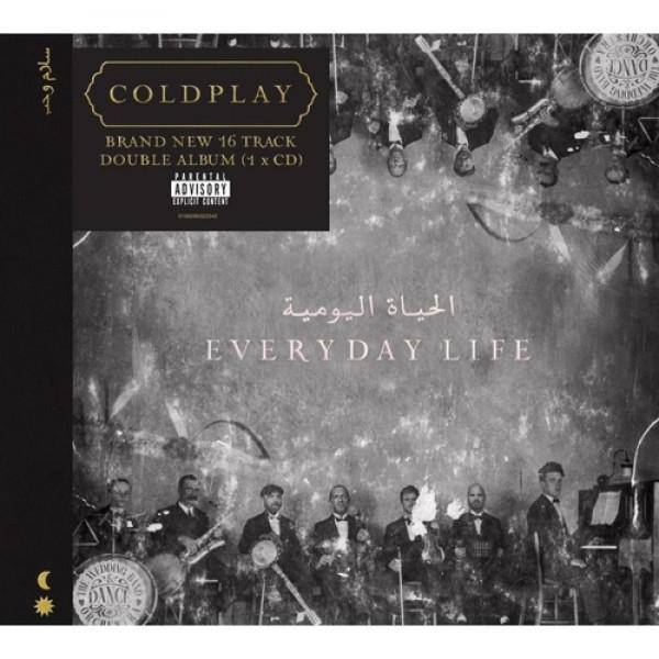 CD Coldplay - Everyday Life (Digipack)
